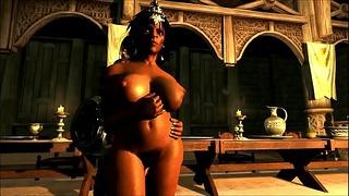 Battle Dwarf Esmeralda In Skyrim How To Build Series In High Quality By Hot Gamerxxx