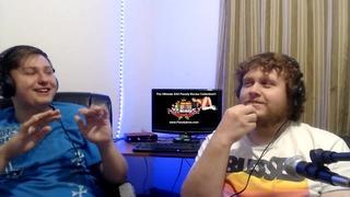 2 Heterosexual Men Sit In Corner Of Place And Observe Dwarf Get Fucked